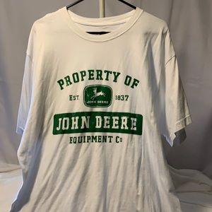 John Deere Tee Sz. XXL